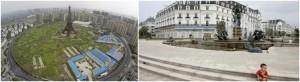 Tiruan kota Paris di China
