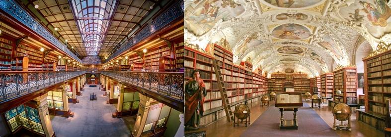 Perpustakaan terindah di dunia