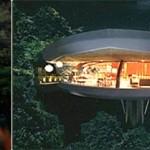 Chemosphere, Rumah Unik Berbentuk UFO