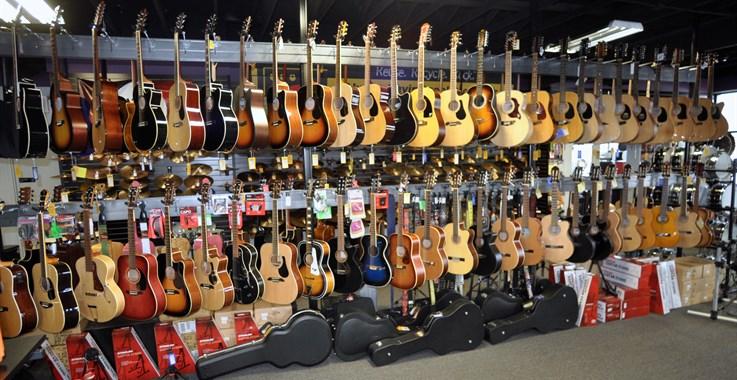 Hemat membeli alat musik