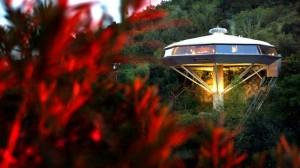 Rumah berbentuk UFO