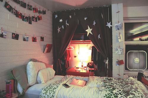 Kamar terinpirasi Tumblr