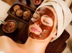 Masker coklat