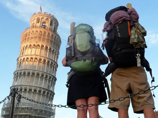 Serunya backpacker-an