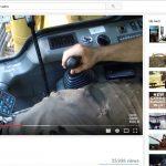Mempelajari Alat Berat Melalui Video