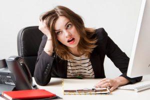 Stress internet kantor lemot