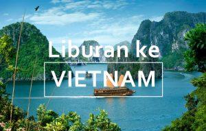 Liburan ke kota di Vietnam