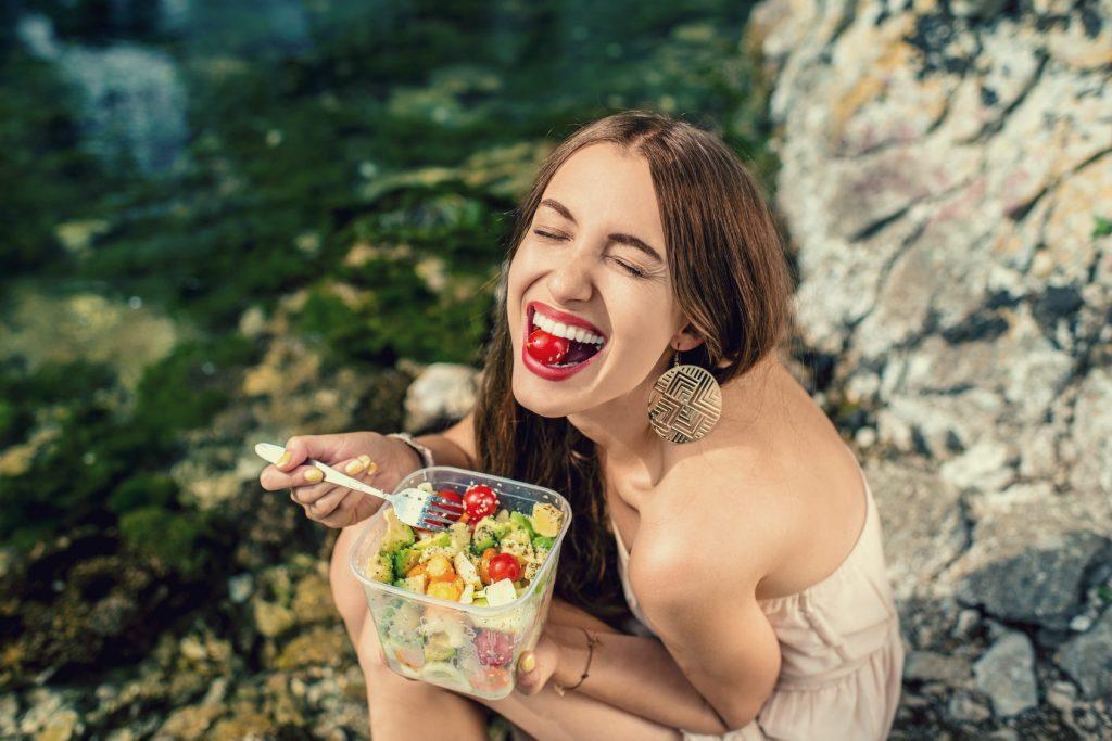 Makanan yang membuat kamu happy