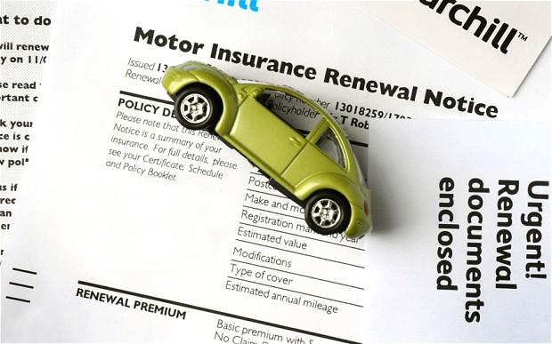 Perpanjangan asuransi mobil