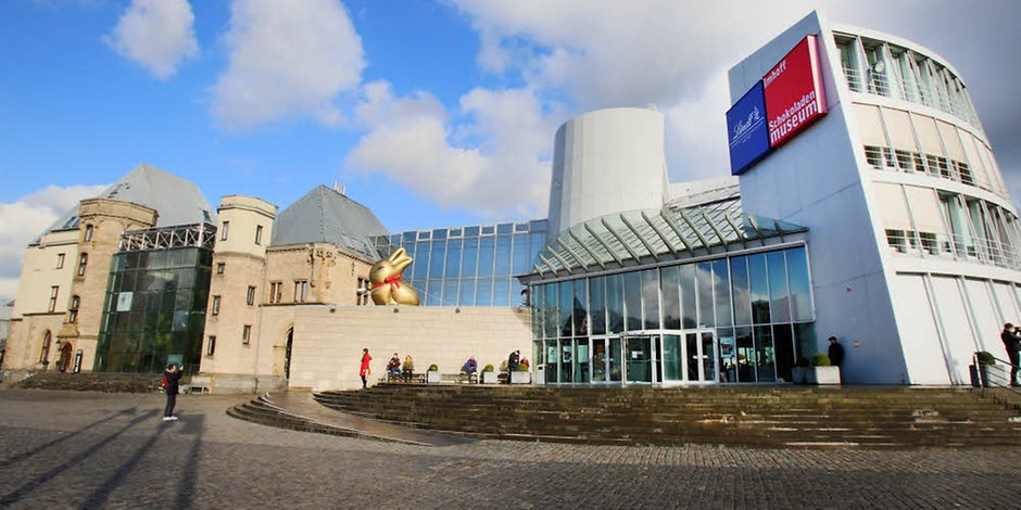 Shokoladenmuseum wajib dikunjungi