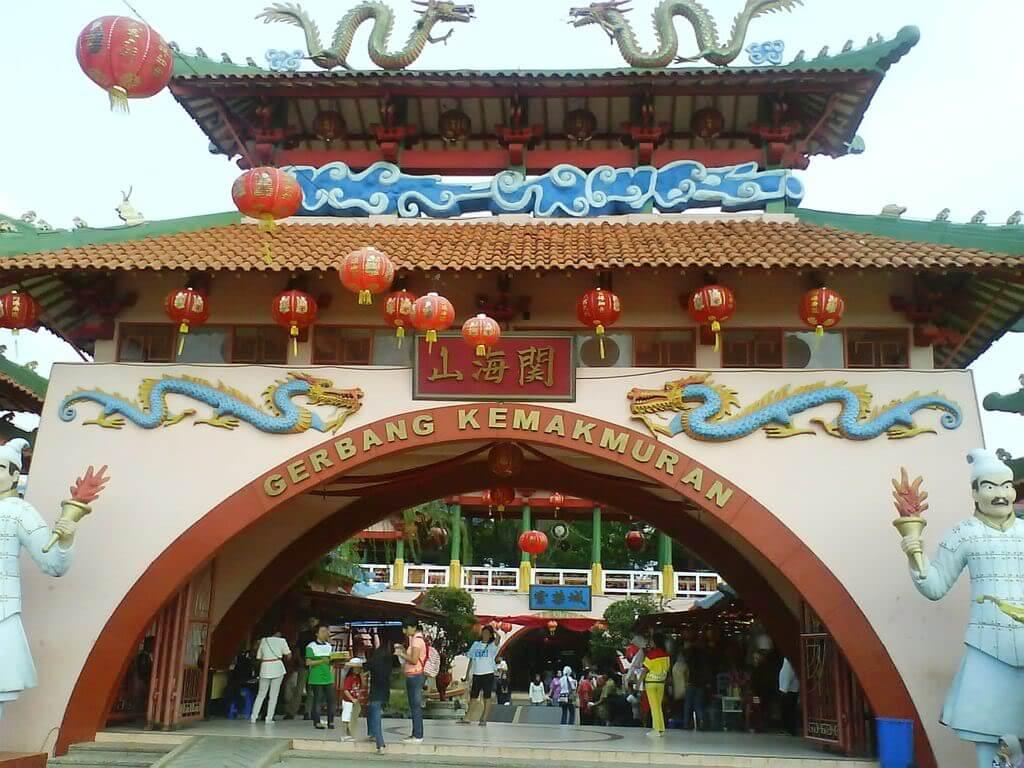 Kampung Cina-Kota Wisata Cibubur