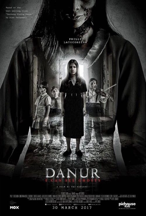 Poster film Danur
