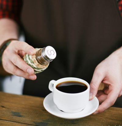 Garam untuk kopi