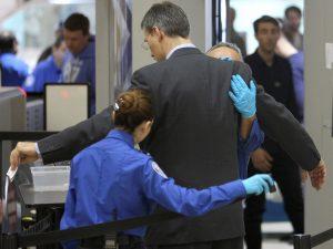 Random security checking di bandara