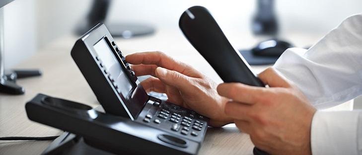 Telepon PABX di kantor