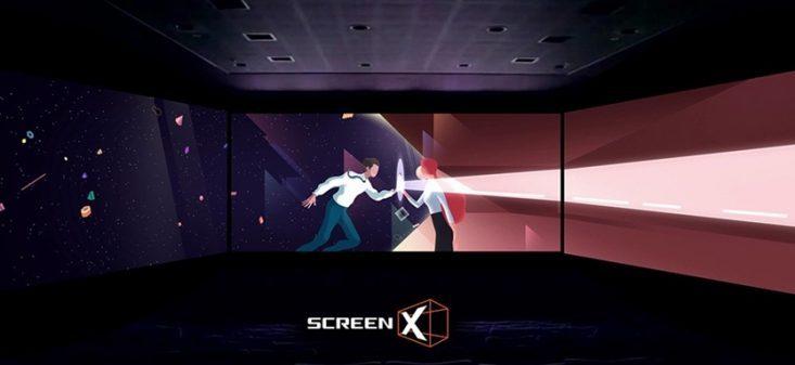 Imax cinema terbesar di Korsel