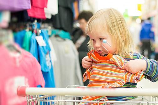 Tips beli pakaian untuk anak
