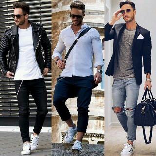 Gaya Fashion Kasual Pria