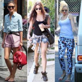 Gaya Fashion Kasual Wanita