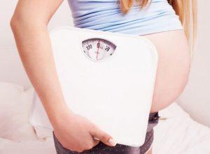 Tips menurunkan berat badan saat hamil