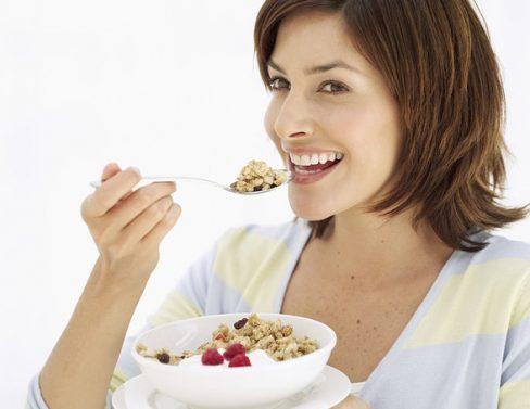 granola untuk mencegah sakit maag