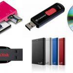 Berbagai Teknologi Untuk Penyimpanan Data