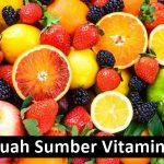 Ini Dia Daftar Buah yang Mengandung Banyak Vitamin C
