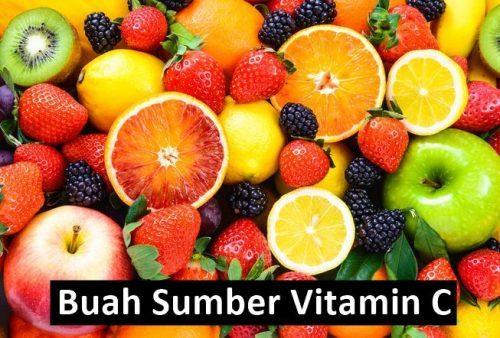 Buah sumber vitamin C