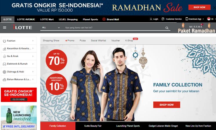 Belanja Ramadhan di iLOTTE Indonesia