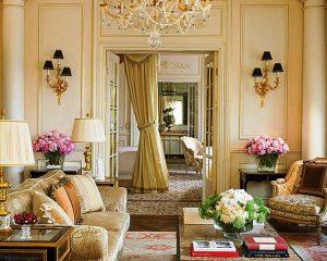 interior bergaya Perancis