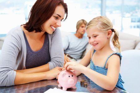 mengelola uang sejak dini