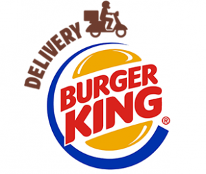 Promo Delivery Burger King