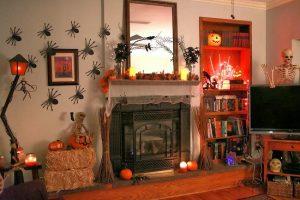 tips dekorasi rumah bertema halloween