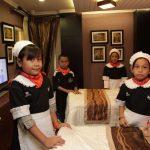 Serunya Bekerja Sambil Bermain di Royal Hotel KidZania