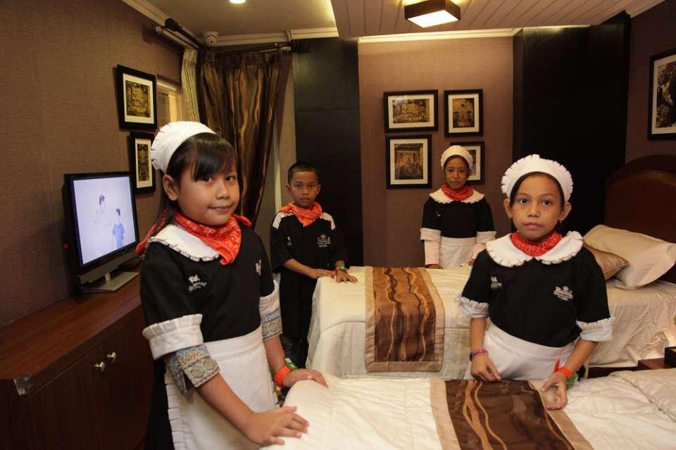 Royal Hotel Kidzania
