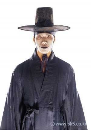 Dewa kematian Korea