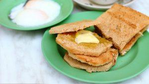 Kaya toast singapore