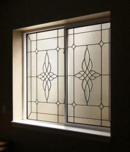 Teralis jendela apartemen