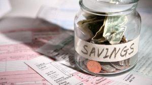 Tips menabung gaji