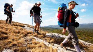 persiapan hiking