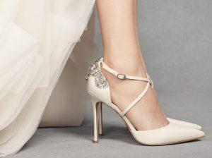 sepatu pernikahan