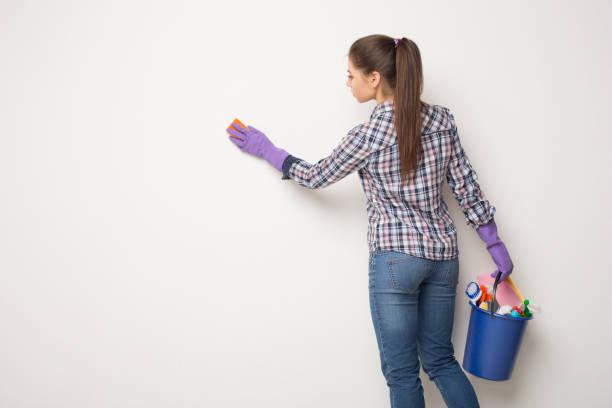 mencegah dinding putih kotor