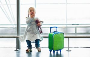travel dengan anak