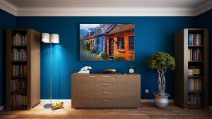 memilih warna cat dinding