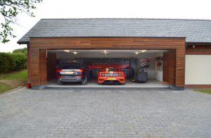Membangun garasi