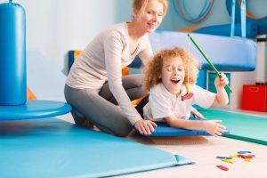 Terapi Okupasi pada anak