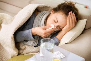 flu tidak kunjung sembuh