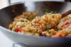 Membuat Nasi Goreng