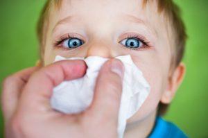 penyebab alergi anak