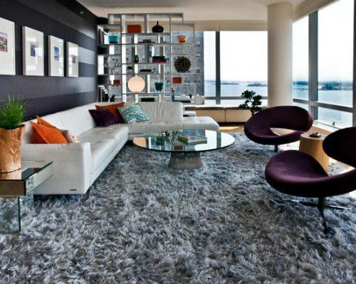 karpet di ruang tamu